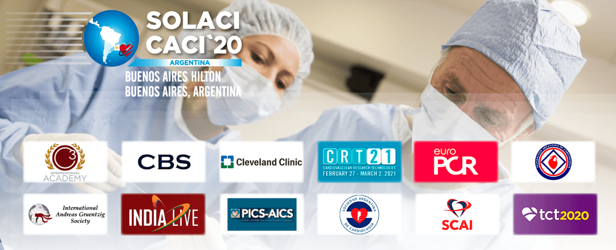 Invited Societies - SOLACI-CACI 2020