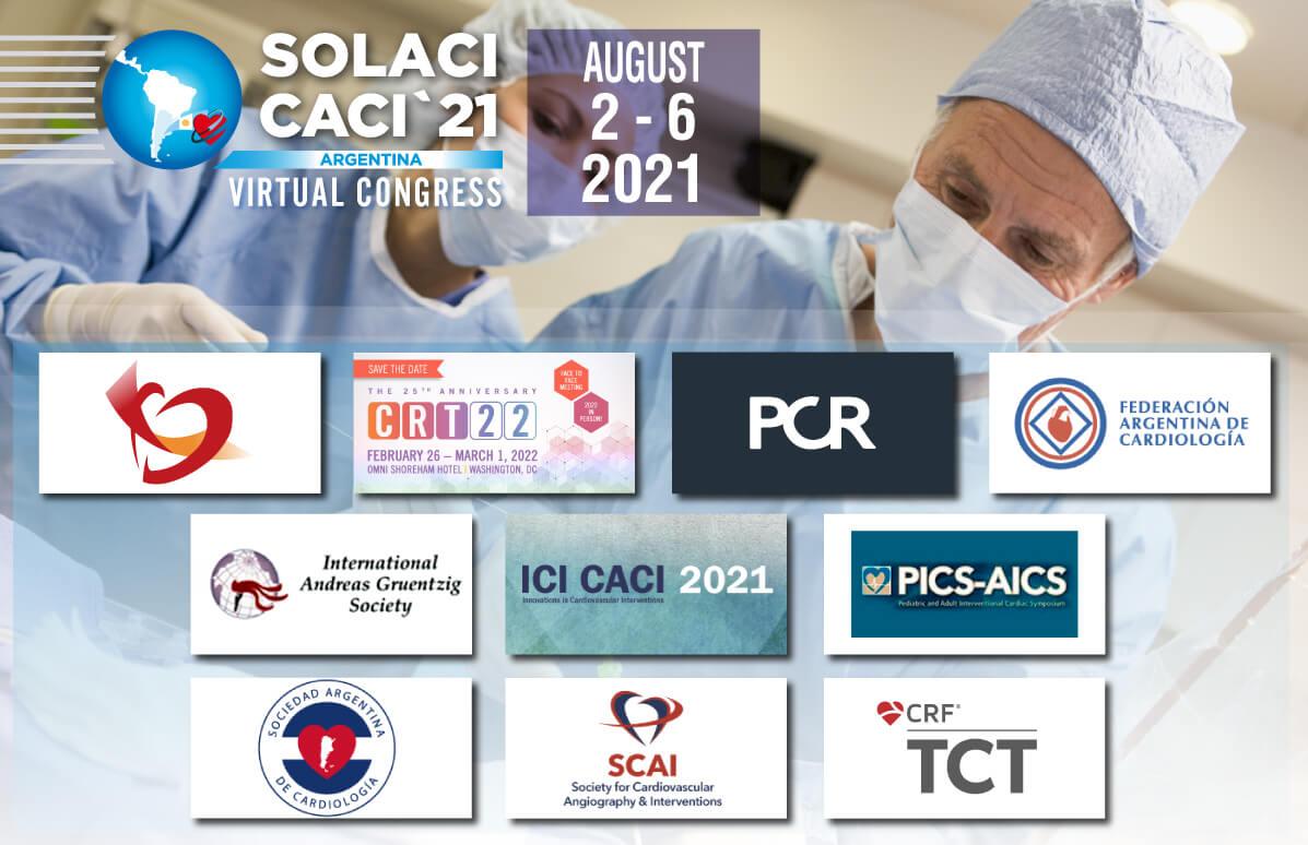 Invited Societies - SOLACI-CACI 2021