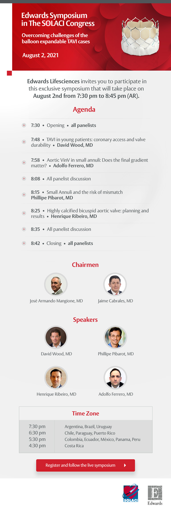 Edwards Symposium - Overcoming Challenges of the balloon expandable TAVI Cases